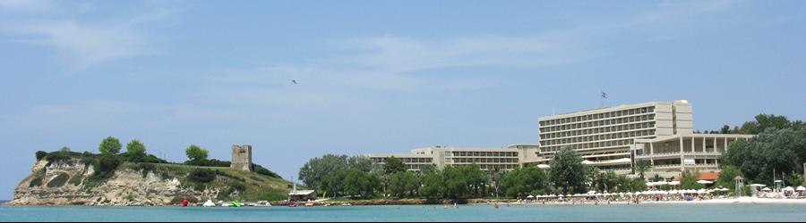 Sani Beach Hotel & SPA deluxe 5* Греция, Халкидики
