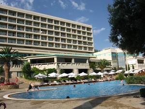 "Sani Beach Hotel deluxe 5* Греция, Халкидики. КОРПУС ""А"""