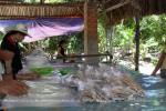 Производство рисовых лепёшек